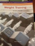 Looking for LCC textbook- Weight Training for life