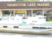 2004 Weeres 20 ft pontoon