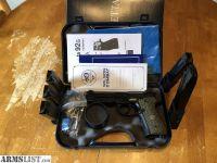 For Sale: Wilson Combat Beretta