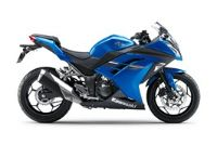 2017 Kawasaki Ninja300 Sport Motorcycles Elyria, OH