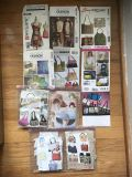 MOVING! NEEDS TO GO! Lot- 11 patterns