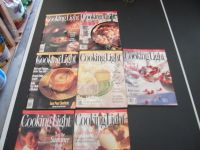 Cooking Light Mag Lot