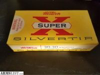For Sale: 30-30 Winchester Super Silvertip