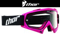 Find Thor Youth Enemy Pink Dirt Bike Goggles Motocross MX ATV 2014 motorcycle in Ashton, Illinois, US, for US $22.95