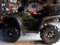Trade 26 tires n rims for 27 or 28 agressive mudders (Ville Platte)