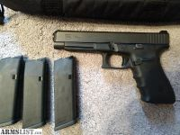 For Sale/Trade: Glock 41 Practical/Tactical .45 ACP