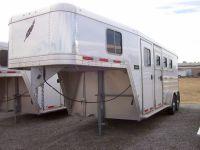2015 Featherlite Trailers 8542-703H LEGENDS Horse Trailers Roca, NE