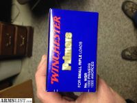 For Sale: Small rifle primers