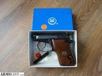 For Sale: Beretta 21A Bobcat 22 LR