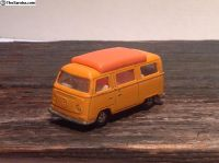 Vintage Matchbox Superfast VW Dormobile Camper