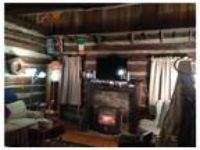 Log cabin close to Bethel for Rent