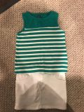 Like new- Baby GAP summer outfit (never worn) size 4