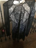 Express size small, great Christmas party dress
