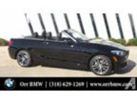 2018 BMW 2 Series 230i 230i 2dr Convertible