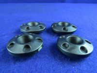 Sell 10 Kawasaki Ninja EX 250 Swingarm Pivot Cap Covers EX250 #104 Bolt Kit motorcycle in Clearwater, Florida, US, for US $14.00