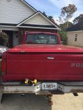 Ford F150 Long Bed Tonneau Cover