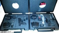 For Sale: TWIN XDS .45 PISTOLS