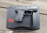 For Sale: HECKLER & KOCH P2000SK 9MM