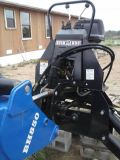 FOR SALE- 2009 BUSH HOG MODEL 850 BACKHOE ATTACHMENT