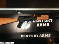 For Sale: Century Arms RAS47