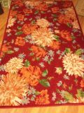 5x8 Area Rug, Excellent Condition