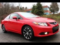 Used 2013 Honda Civic Si Coupe 6-Speed MT, 43,130 miles