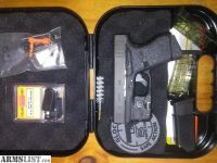 For Trade: Nib glock 43 with streamlight tlr-6 for glock 17 gen 5