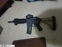 For Sale/Trade: New Frontier 556 AR Pistol