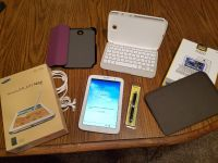 Samsung Galaxy Note tablet 8.0 with Accessories