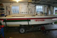 1981 Gator boat with trailer for sale