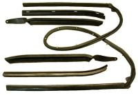 Sell Convertible Roof Rail Weatherstrip Set -1964-65 Chevelle motorcycle in East Windsor, Connecticut, United States, for US $159.00