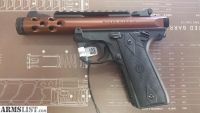For Sale: RUGER MARK IV LITE 22/45
