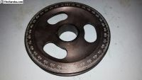 Old school Bugpack power pulley not sand seal