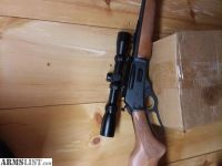 For Sale: Rifle 30-30 Marlin