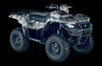 2016 Suzuki KingQuad 500AXi Camo Utility ATVs Trevose, PA
