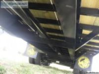 gooseneck trailers RZR ATV Polaris racing junk ford chevy dodge
