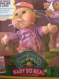 Cabbage patch talking doll