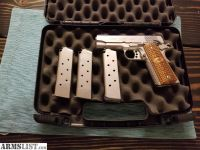 For Sale: Kimber Ultra Carry ll Custom Shop Raptor