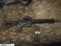 For Sale/Trade: AR 9 rifle