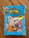Brand New Thomas The Train Stickers Pack $1.00