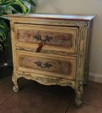 Bedside or accent table