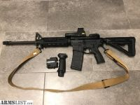 For Sale: Slick DPMS AR15 w/ Eotech red dot - customized!
