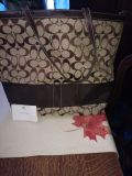Authentic Coach purse never used