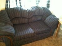 Sofa  Love seat and table For Sale PRICE DROP