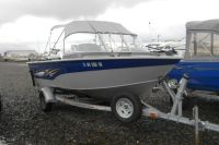 2010 Smoker Craft OSPREY DLX 162