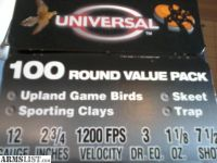 For Sale: new 12 Gauge Winchester 800 rds Bulk Ammo