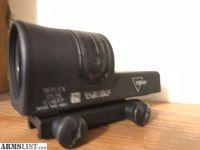 For Sale/Trade: Trijicon RX34