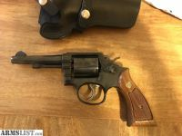 For Sale/Trade: Smith and Wesson Revolver
