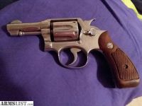For Sale: Early 38 S&W special U.S. service ctg's revolver