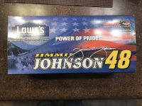 NIB LOWES #48 Jimmie Johnson collector car